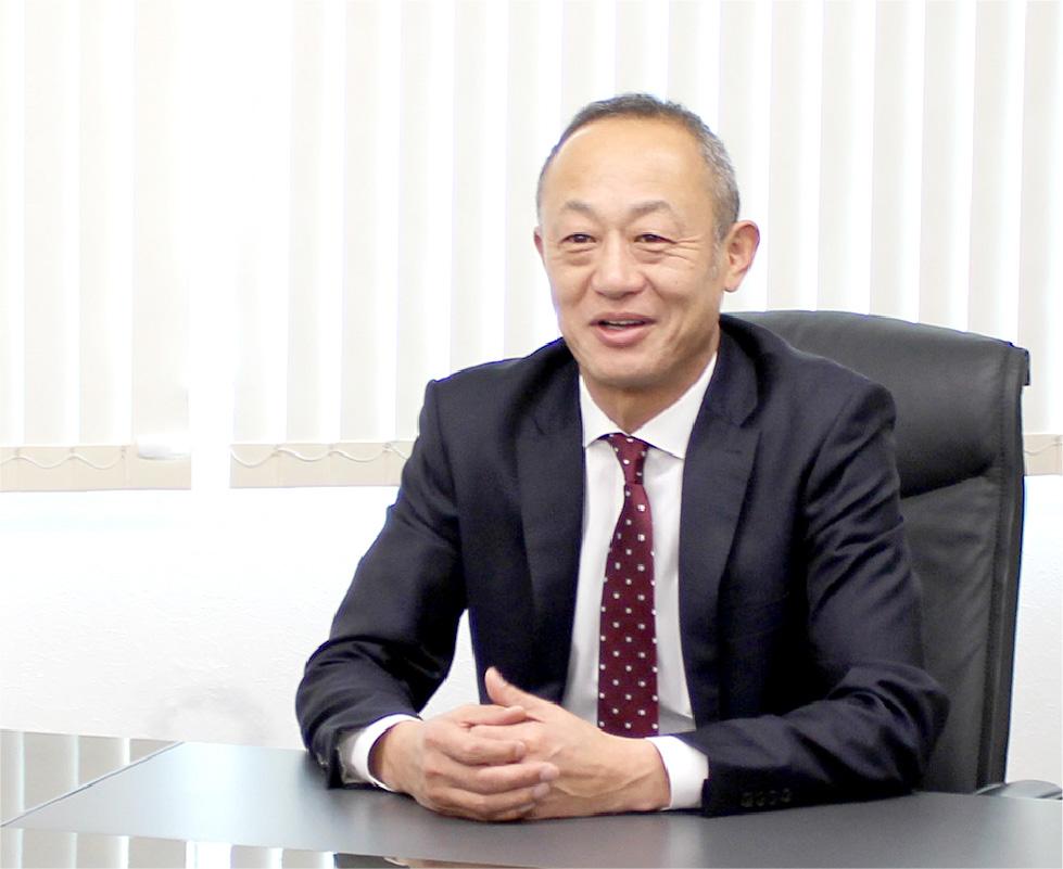 代表取締役 内藤 明